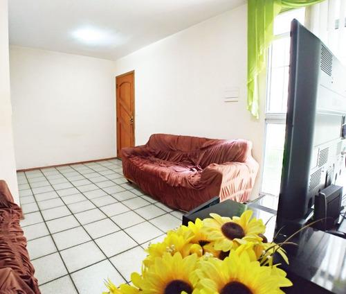 Apartamento Com 3 Quartos Para Comprar No Jardim Riacho Das Pedras Em Contagem/mg - Rti5226