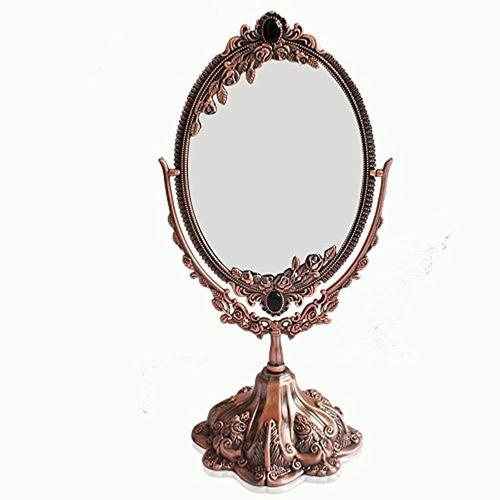 Espejo Personal Portable Que Se Pliega, Con Pie