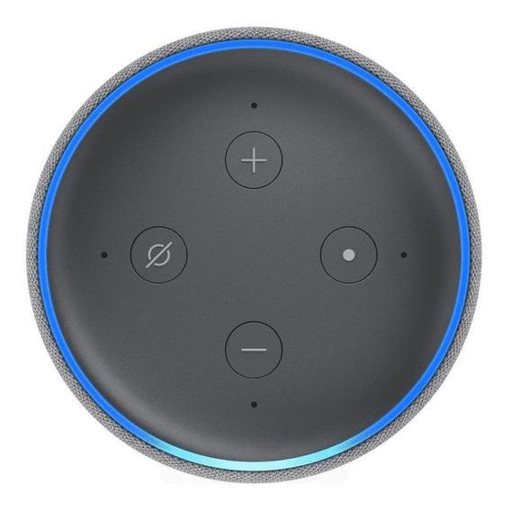 Echo Dot (3° Geração) Smart Speaker Com Alexa - Em Português