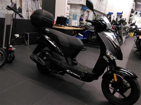 Kymco Twist City 125 Modelo 2020