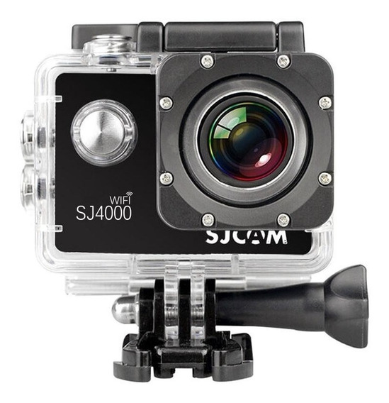 Sjcam Sj4000 Wifi Original Camera Full Hd 1080p Prova D