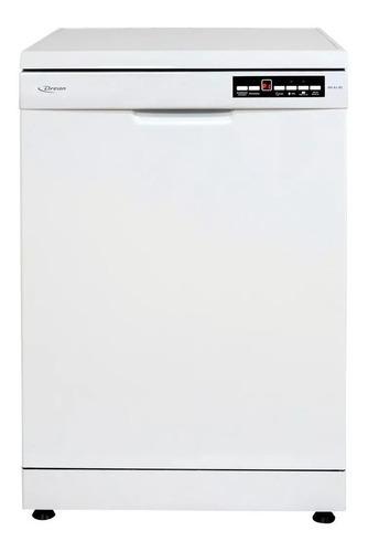 Imagen 1 de 4 de Lavavajillas Drean Dish 15.2 DT de 15 cubiertos blanco 220V
