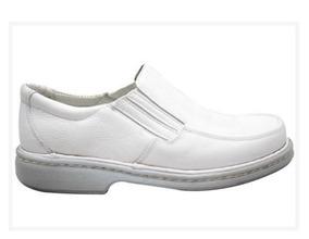 4e09e3ceae Sapato Masculino Branco Medico - Sapatos no Mercado Livre Brasil