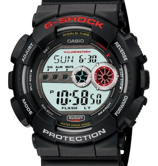 Relógio Casio G-shock Masculino - Gd-100-1adr