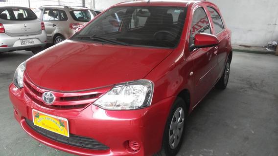 Toyota Etios Hb 1.3 X 2016 Nova Esperança