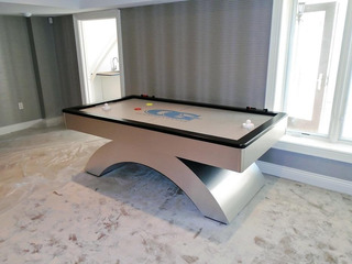 Mesa Air Hockey Usada Profesional Olhausen
