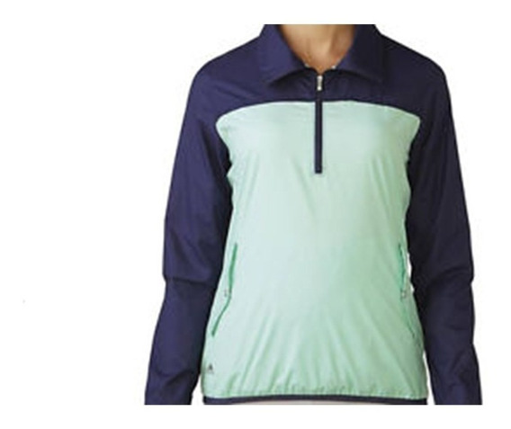 Buzo Rompeviento Dama Packable adidas Ae4527 Golflab