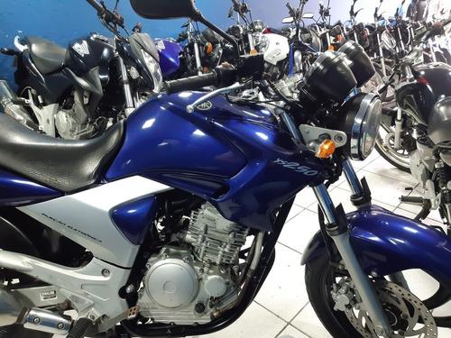 Fazer 250 2008 Linda Moto Ent 1.950 12 X 610 Rainha Motos