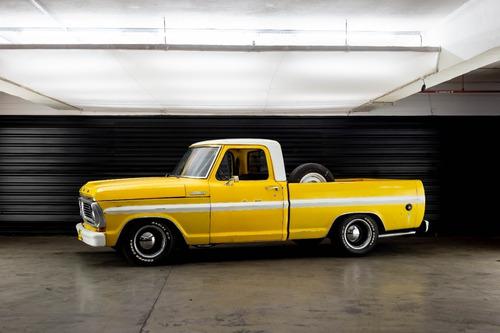 Imagem 1 de 15 de 1980 Ford F100
