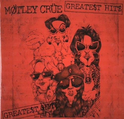 Motley Crue - Greatest Hits (vinilo Doble Nuevo)