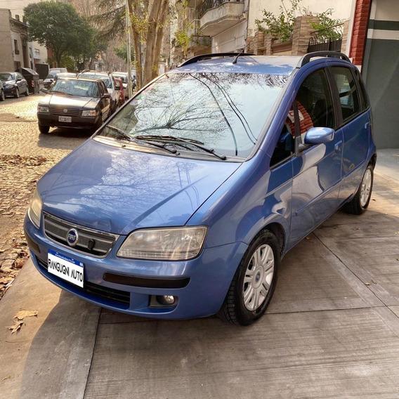 Fiat Idea Hlx 1.8 Mpi 8v 5 Puertas Gnc