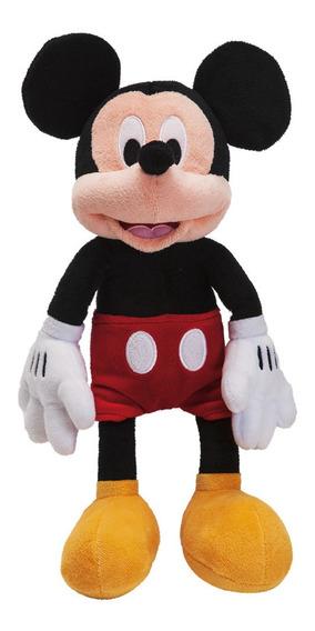 Pelúcia Mickey Mouse Friends Original Disney Store 40cm Fun