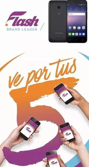 Sim Flash Mobile + $50 De Saldo Y Bono $ Por Portabilidad.