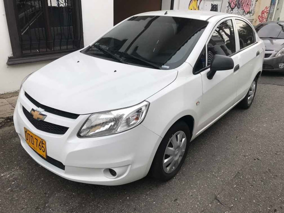 Chevrolet Sail Ls Sedan Unidueño