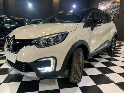 Imagen 1 de 14 de Renault Captur 1.6 Intense Cvt 2019 Nico Mazzaroni Kicks