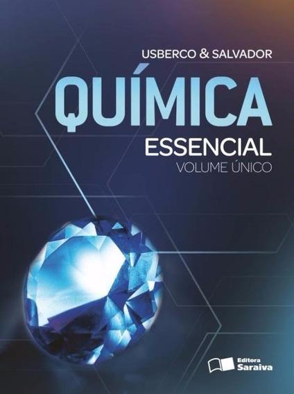 Química Essencial - Volume Único - 4ª Edição