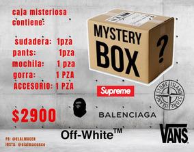 Caja Misteriosa Hypebeast 1