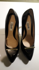Zapatos Clarks Negro