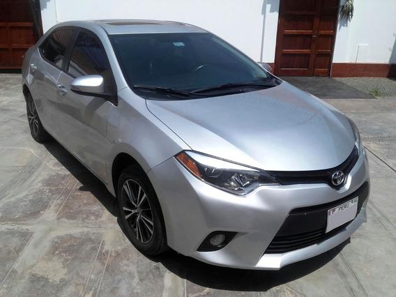 Toyota Corolla 2016 Full Automatico Uso Dama Remato Urgente