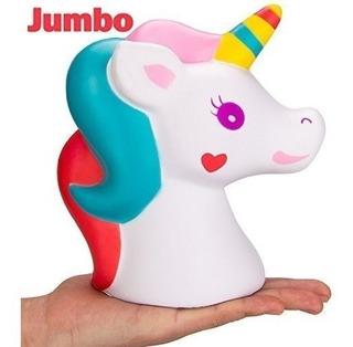 Squishy Unicornio Jumbo, 20 Cm