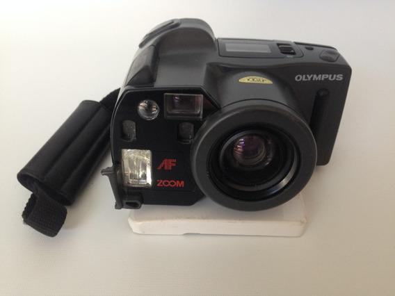Maquina Camera Fotografica Olympus Az-300 Super Zoom