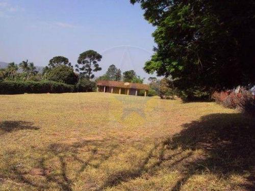 Chácara Com 2 Dormitórios À Venda, 4000 M² Por R$ 800.000,00 - Usina - Atibaia/sp - Ch0409