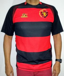 Camisa Oficial Do Sport Clube Do Recife Temporada 2004