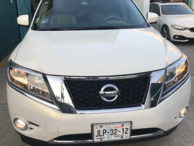Nissan Pathfinder 3.5 Exclusive Awd Mt