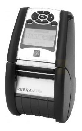 Impressora Térmica Portátil Zebra Qln220
