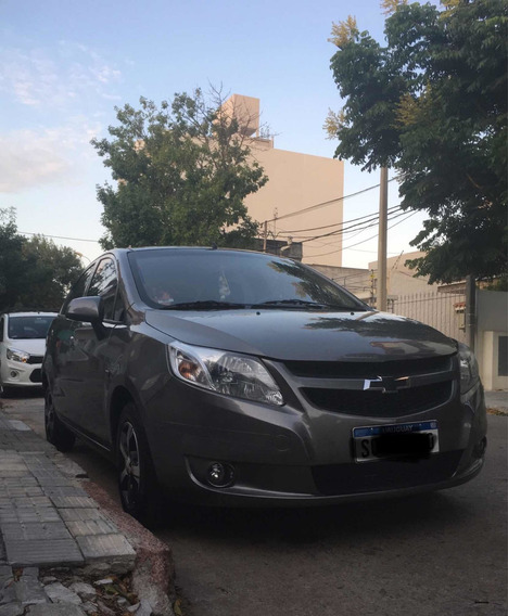 Auto Chevrolet Sail 1400 Cc Tomo Ganado Como Parte De Pago