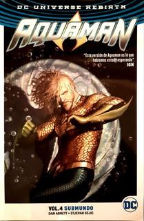 Aquaman Vol.4 Submundo