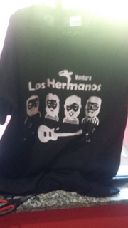 Kit 3 Camisas Los Hermanos