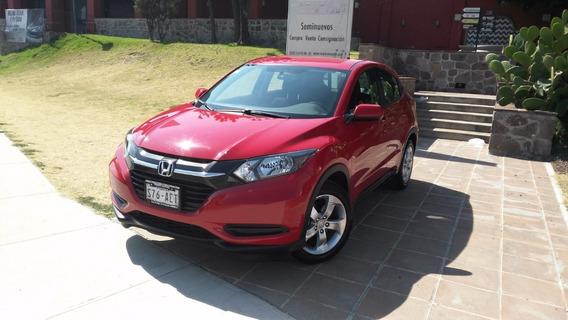 Honda Hrv Uniq Cvt 2016