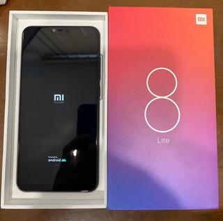 Xiaomi Mi8 Lite 6+128gb Rom 4g Dualsim Liberado Seminuevo