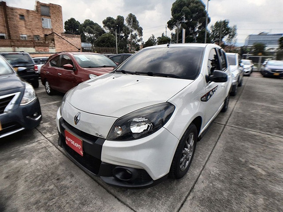Renault Sandero Gt Line Mec 1,6