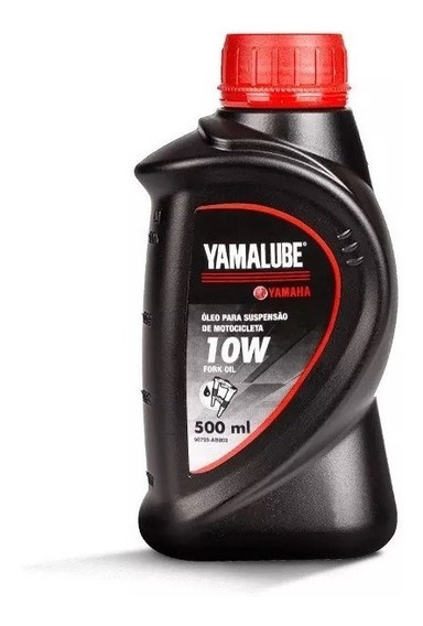 Fork Oil Yamalube10 W (óleo De Suspensão) Frasco C/ 500ml