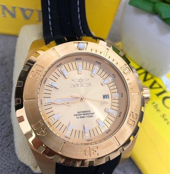 Lançamento Relógio Masculino Invicta Pro Diver 23802