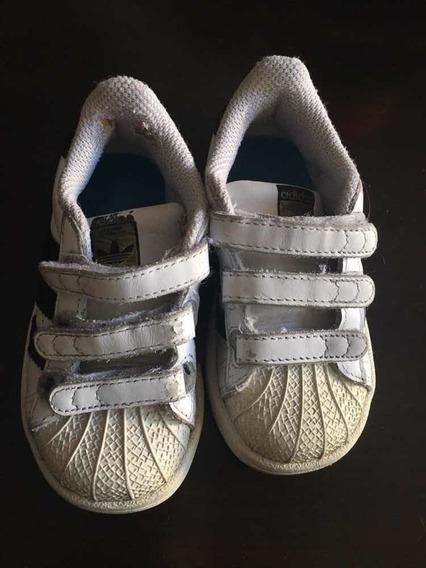 Zapatillas adidas Superstar Unisex 6us