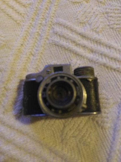 Camara Fotográfica Espiã Hit Sub Miniatura - Década De 50