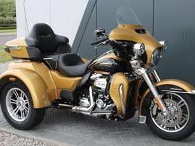 2018 Harley-davidson Tri-glide Trike Black