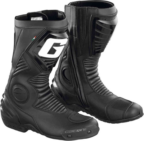 Botas Pista Moto Gaerne G-evolution Five Italianas Negro