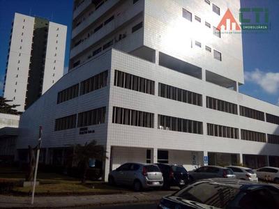 Sala Para Alugar, 28 M² Por R$ 1.000/mês - Madalena - Recife/pe - Sa0036