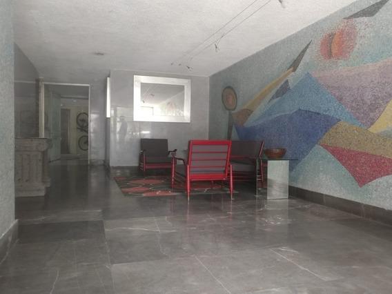 Renta Departamento, Col. Cuauhtemoc, Cdmx. Muy Bonito Remodelado