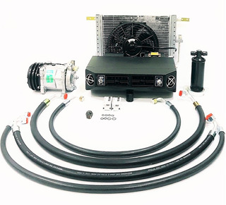 Kit Ar Condicionado F 1000 F1000 Sem Suporte Do Compressor