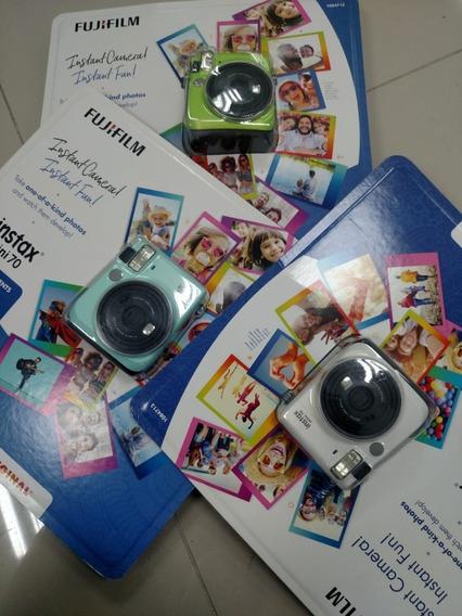 Câmera Instantânea Instax Mini 70 Fujifilm Lacrado