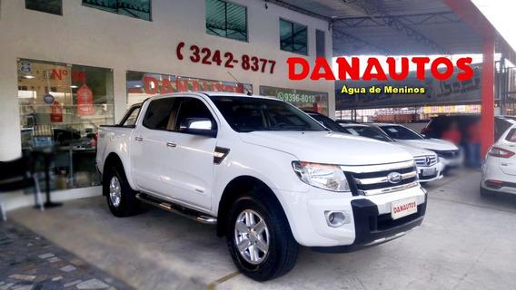 Ranger 3.2 Xlt 4x4 Cd Automática Diesel 2015
