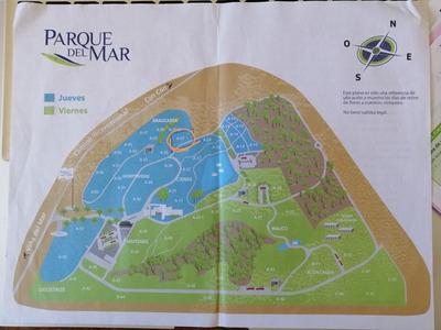 Sepultura Parque Del Mar Con Con