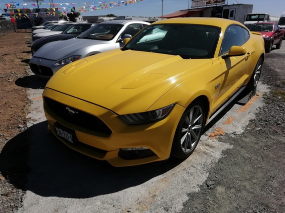Ford Mustang 5.0l Gt V8 At 2017