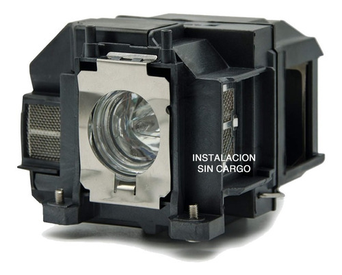 Lampara P/ Proyector Epson S12 W12 Elplp67