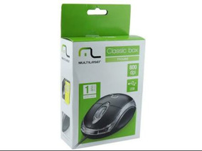 Mouse Multilaser Classic Box